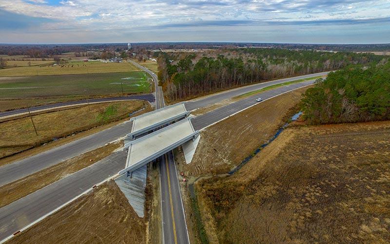 Greenville Bridge   Sanford Contractors