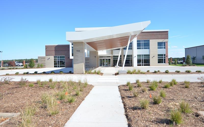 Raleigh Executive Terminal   Sanford Contractors